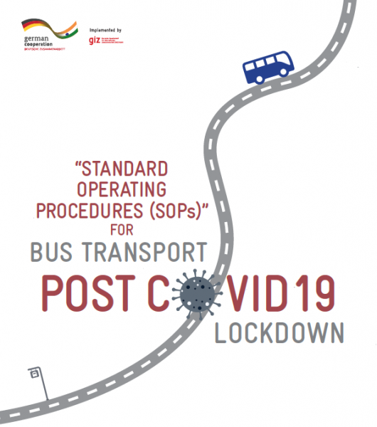 Standard Operating Procedures Sops For Bus Transport For Post Covid 19 Lockdown Sutp